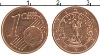Изображение Монеты Австрия 1 евроцент 2007 Бронза UNC-