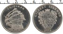 Продать Монеты Каймановы острова 1 доллар 2014 Медно-никель