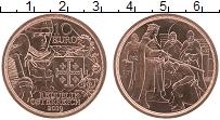 Изображение Мелочь Австрия 10 евро 2019 Медь UNC С кольчугой и мечом.