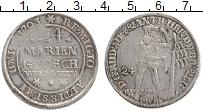 Изображение Монеты Брауншвайг-Вольфенбюттель 24 марьенгрош 1703 Серебро XF-