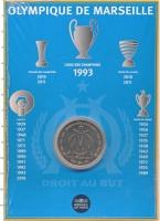 Изображение Подарочные монеты Франция 1 1/2 евро 2011 Латунь UNC