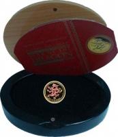 Изображение Подарочные монеты Австралия 25 долларов 2012 Золото Proof Год дракона (KM# 167