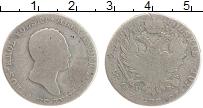 Продать Монеты 1801 – 1825 Александр I 2 злотых 1818 Серебро