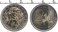 Изображение Монеты Италия 2 евро 2005 Биметалл UNC Конституция Европы