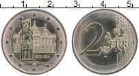 Изображение Монеты Германия 2 евро 2010 Биметалл UNC J. Федеральные земли