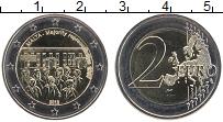 Изображение Монеты Мальта 2 евро 2012 Биметалл UNC Принятие новой Конст