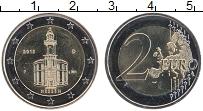 Изображение Монеты Германия 2 евро 2015 Биметалл UNC F. Федеральные земли