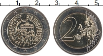 Изображение Монеты Германия 2 евро 2015 Биметалл UNC G. 25 лет Объединени