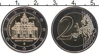 Изображение Монеты Греция 2 евро 2016 Биметалл UNC Монастырь Аркади