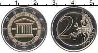 Продать Монеты Бельгия 2 евро 2017 Биметалл