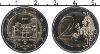 Изображение Монеты Германия 2 евро 2017 Биметалл UNC D. Федеральные земли