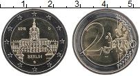 Изображение Монеты Германия 2 евро 2018 Биметалл UNC G. Федеральные земли