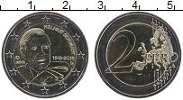 Изображение Монеты Германия 2 евро 2018 Биметалл UNC D. 100 лет со дня ро