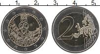 Изображение Монеты Эстония 2 евро 2019 Биметалл UNC Песенный фестиваль