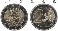 Изображение Монеты Германия 2 евро 2019 Биметалл UNC A. 30 лет падения Бе