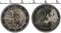 Изображение Монеты Германия 2 евро 2019 Биметалл UNC D. 30 лет падения Бе