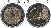 Изображение Монеты Литва 2 евро 2019 Биметалл UNC Литовские народные п