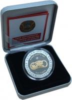 Изображение Подарочные монеты Казахстан 500 тенге 2012 Серебро Proof- Монета из серии «Зол