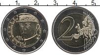 Продать Монеты Словакия 2 евро 2019 Биметалл
