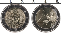 Изображение Монеты Франция 2 евро 2019 Биметалл UNC 30-летие падения Бер