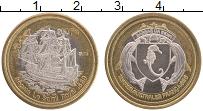 Продать Монеты Бассас-да-Индия 200 франков 2012 Биметалл
