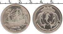 Продать Монеты Бассас-да-Индия 20 франков 2012 Медно-никель