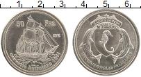 Продать Монеты Бассас-да-Индия 50 франков 2012 Медно-никель