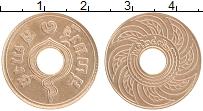 Изображение Монеты Таиланд 1 сатанг 1929 Бронза UNC- Рама VII