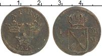 Изображение Монеты Швеция 1 эре 1768 Медь XF Адольф Фредрик