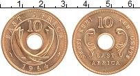 Продать Монеты Восточная Африка 10 центов 1964 Медь