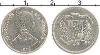 Продать Монеты Доминиканская республика 10 сентаво 1979 Медно-никель