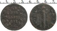 Изображение Монеты Италия 2 байоччи 1799 Медь VF Римская республика