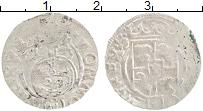 Изображение Монеты Польша 1 полторак 1633 Серебро XF Эльбинг. Швецкая окк
