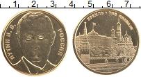 Изображение Монеты Россия Жетон 0 Латунь UNC Путин В.В. Кремль