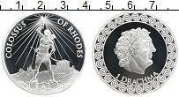 Изображение Монеты США 1 унция 2020 Серебро Proof 1 драхма. Колосс Род
