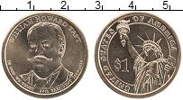 Изображение Монеты США 1 доллар 2013 Латунь UNC Уильям Тафт