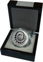 Изображение Подарочные монеты Россия 3 рубля 2013 Серебро Proof