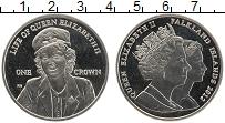 Продать Монеты Фолклендские острова 1 крона 2012 Медно-никель