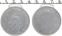 Изображение Монеты СССР Жетон 1964 Алюминий XF Автозаводские зимние