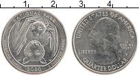 Изображение Монеты США 1/4 доллара 2020 Медно-никель UNC P. Дж.Вашингтон. Нац