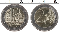 Изображение Монеты Германия 2 евро 2013 Биметалл UNC D. Федеральные земли