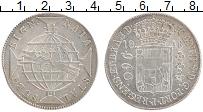 Изображение Монеты Бразилия 960 рейс 1816 Серебро XF Португальская колони