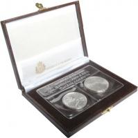 Изображение Подарочные монеты Сан-Марино Гран-при Сан-Марино 1989 года 1989 Серебро UNC