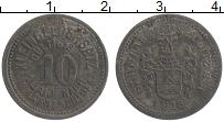 Изображение Монеты Германия : Нотгельды 10 пфеннигов 1918 Цинк XF Мойзельвиц