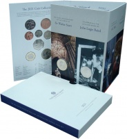 Изображение Подарочные монеты Великобритания Набор монет 2021 г. 2021  UNC В набор входят восем