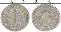Продать Монеты Ханау-Мюнценберг 10 крейцеров 1763 Серебро
