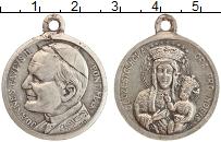 Изображение Монеты Ватикан Медаль 0 Посеребрение XF Иоанн Павел II