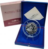 Изображение Подарочные монеты Франция 50 евро 2009 Серебро Proof