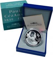 Изображение Подарочные монеты Франция 1 1/2 евро 2006 Серебро Proof