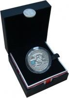 Изображение Подарочные монеты Великобритания 5 фунтов 2009 Серебро Proof-